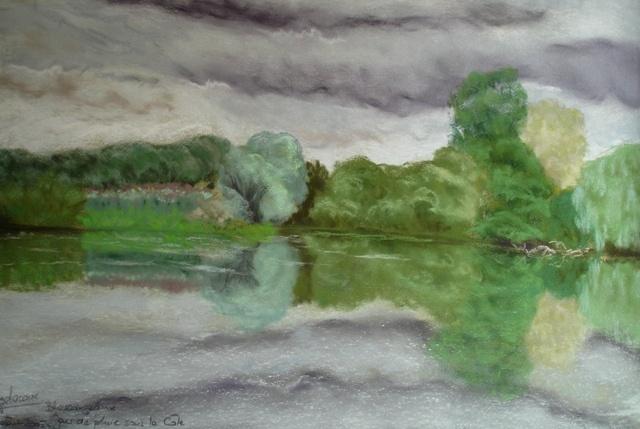 2005 Jour de pluie sous la Côte