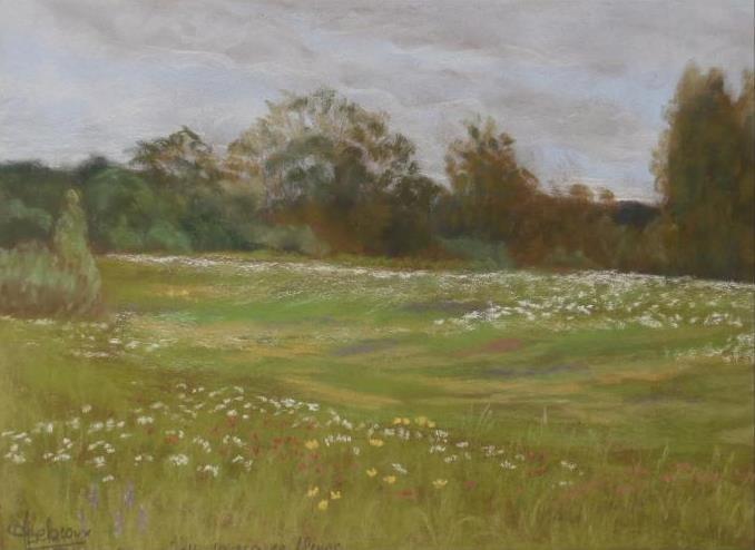 2011 - La prairie fleurie