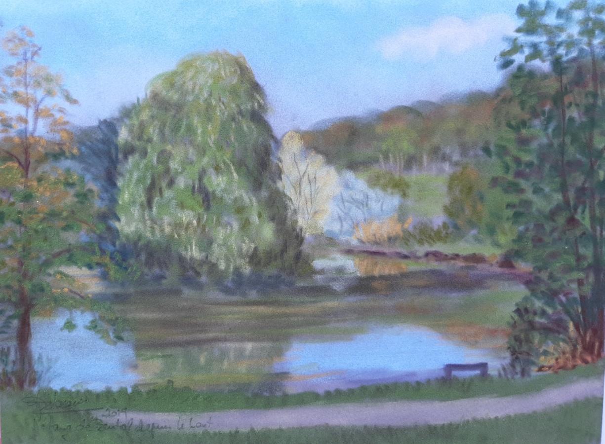 2019 L'étang de Beutal