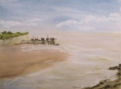 1999 Talmont - marée montante