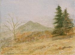 2001 Matin d'automne sur le Lizieux