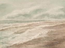 2002 Stella plage - Variation en gris mouillés