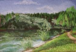 2003 L'Oise à Auvers
